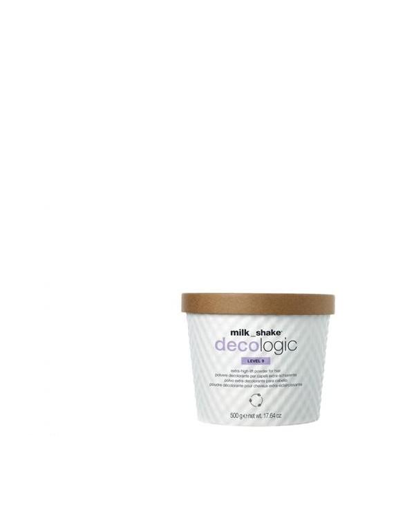 Level 9 polvere decolorante per capelli extra-schiarente milkshake