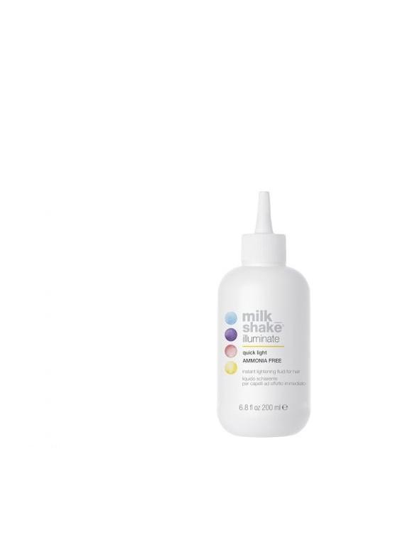 quick light liquido schiarente per capelli ad effetto immediato milkshake