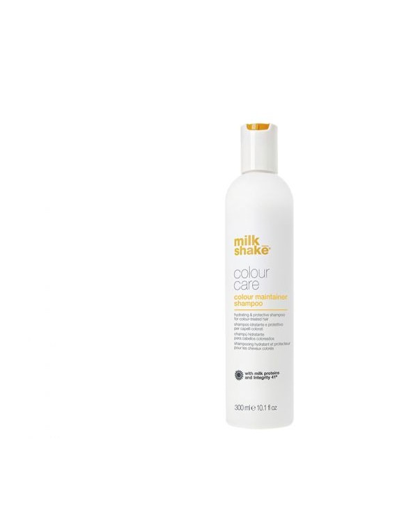 shampoo milkshake color maintainer idratante e protettivo per capelli colorati z.one concept