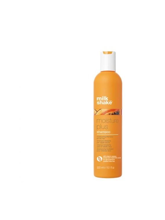 moisture plus shampoo shampoo idratante per capelli secchi milkshake