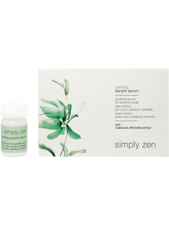 calming benefit serum siero lenitivo per cuoio capelluto sensibile simply zen