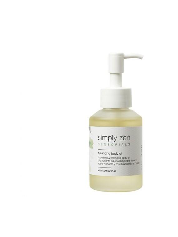 body oil olio nutriente per il corpo simply zen