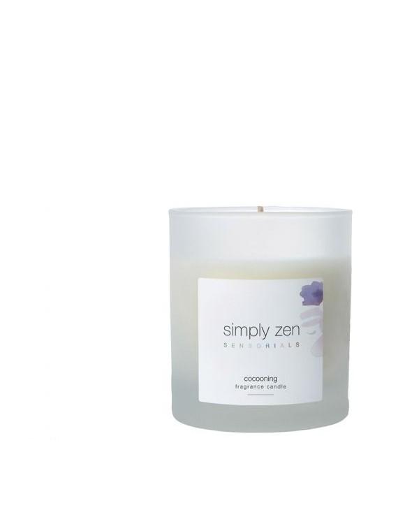 fragrance candle candela profumata simply zen