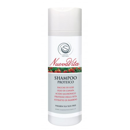Offerta NuovaVita Shampoo proteico + Maschera ristrutturante + Acqua proteica